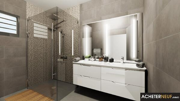 salle de bain résidence babet