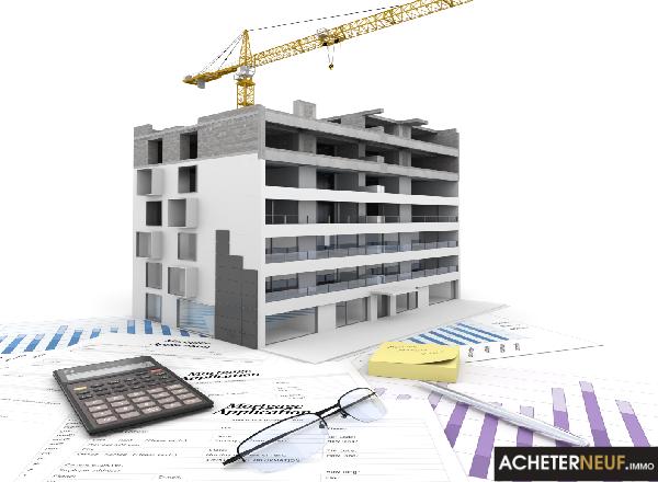 Résidence en construction 974