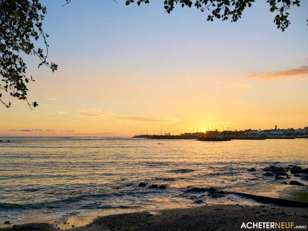 coucher de soleil saint-pierre