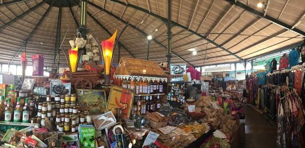 marché couvert de saint-pierre